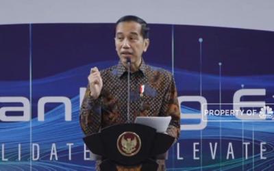 Jokowi: Saya Gigit Kalau Halangi Setop Impor