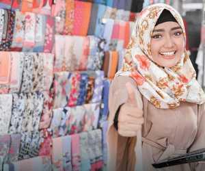 Konsumsi Busana Muslim Mencapai Rp300 Triliun per Tahun