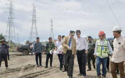 Plt Gubernur Minta Pembangunan PLTU Nagan Raya Gunakan Bahan Baku dan Tenaga Lokal