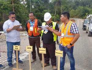 Pembangunan Jalan Meulaboh - Sungai Mas Perlu Dipacu