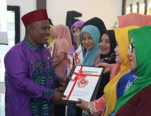 Plt Ketua Dekranasda Aceh Dorong Pelaku Industri Hasilkan Karya Unggulan