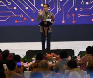 Ekonomi Bakal Sulit, Jokowi: Bersyukur Masih Bisa Tumbuh