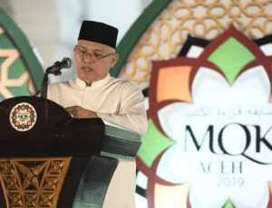 Lestarikan Tradisi Membaca Kitab Kuning, Pemerintah Aceh Gelar MQK