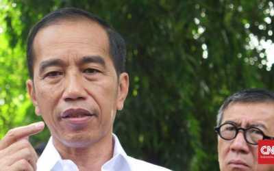 Jika Rakyat Berkehendak, Jokowi Setuju Koruptor Dihukum Mati