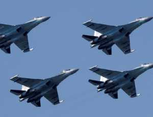 Prabowo Belanjakan Rp 15,57 triliun untuk beli 11 Sukhoi Su-35, Begini Kecanggihan