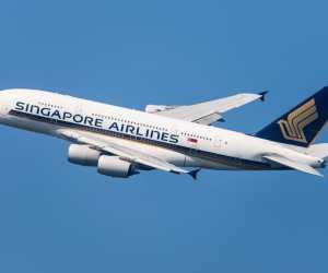 Penumpang Bisnis Gigit Baut di Sup Singapura Airlines