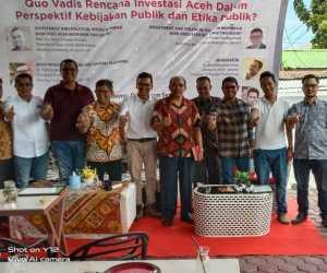 Diskusi ISPS-DEA-ABC: Lepas Ketergantungan Ekonomi Aceh dari APBA