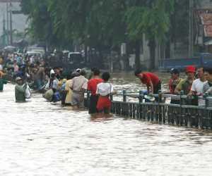 Aceh & Jakarta Terancam Tenggelam 2050