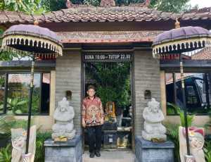 Korona Wabah, Bali pun Sepi