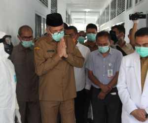 Baru 30 Milyar yang dicairkan Pemerintah Aceh untuk pencegahan Covid-19