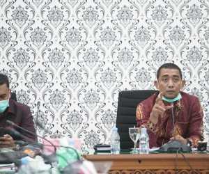 DPR Aceh Tunda Rapat Paripurna, Skretariat Siapkan Protokol Covid-19