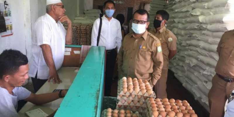 Harga Sembako Turun, Produsen Diminta Segera Distribusikan Gula