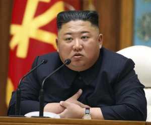 Intelijen Korsel Pastikan Kim Jong Un Sehat Walafiat