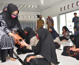 Istri Plt Gubernur Aceh Dorong Anak Panti Tempuh Pendidikan Tinggi