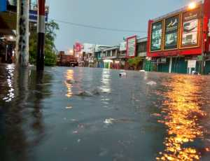 Catatan Banjir Besar di Banda Aceh