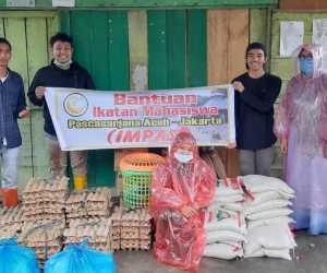 Mahasiswa Aceh di Jawa Bantu Korban Banjir di Aceh Tengah & Bener Meriah