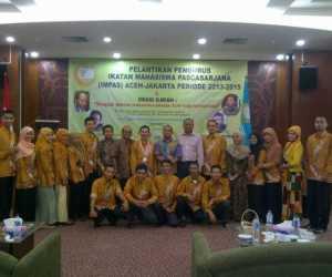 Mahasiswa Aceh Se-Jawa Desak Plt Tepati Janji Bantu Biaya Hidup