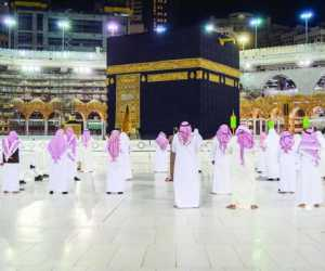 Arab Lockdown Saat Idul Fitri