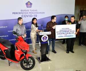 Ketua MPR: Tanpa M Nur Harga Lelang Motor tak Akan Naik Tinggi