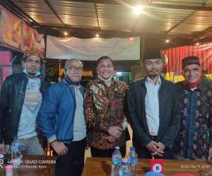 Warga Aceh di Solo Bahas Bangun Meunasah