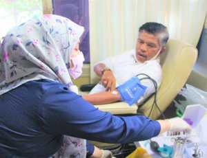 ASN di Aceh sudah Kumpulkan 1.337 Kantong Darah
