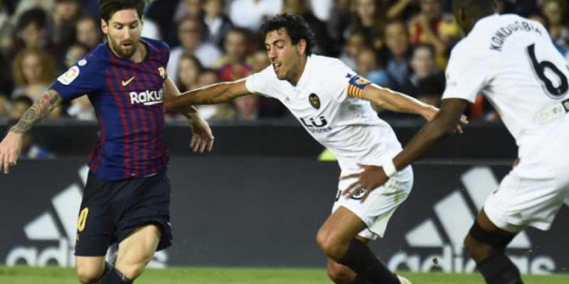 Eibar Kalahkan Valencia Berkat Gol Bunuh Diri