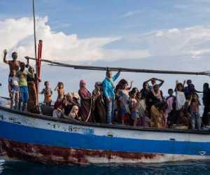 ICGR Apresiasi Nelayan Aceh Selamatkan Pengungsi Rohingya
