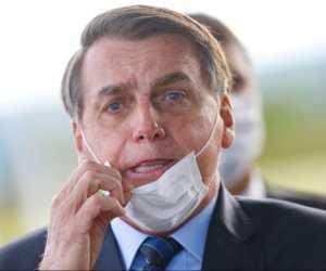 Presiden Brasil Jair Bolsonaro Positif Corona