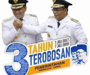 KNPI Kota Banda Aceh Apresiasi Kenerja Aminullah-Zainal