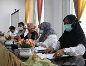 TP PKK Gelar Rapat Koordinasi Percepatan Pencegahan Stunting di Kabupaten Aceh Besar