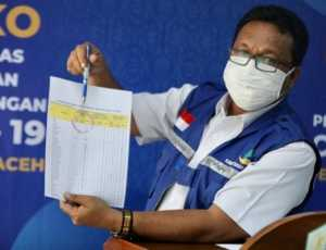 Masyarakat Diminta Waspada, Kasus Baru Covid-19 Melebar Ke Aceh Timur