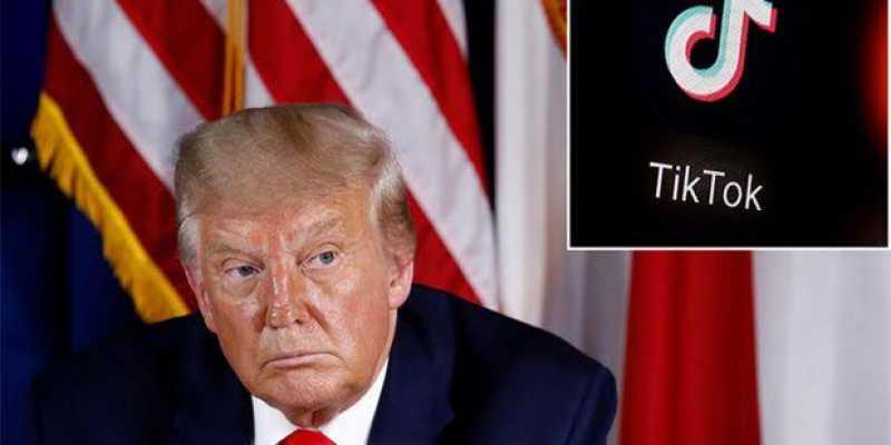 Trump Restui Microsoft beli TikTok