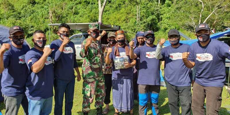 Ford Everest Club Indonesia (FEVCI) Chapter Aceh Mengadakan Touring Kemerdekaan ke Daerah Terpencil