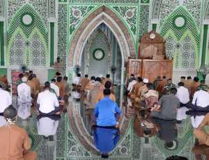 Aceh Besar Gelar Tahlilan Atas Meninggalnya Sekda Iskandar