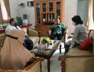 MASATA Aceh Silaturahmi dengan BPCB Aceh