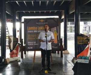 Kadisbudpar Aceh Buka Pameran Lukisan di Museum Aceh