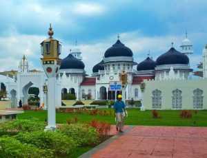 Aceh Bakal Jadi Pusat Peluncuran Program Vaksinasi Massal Covid-19 di Masjid
