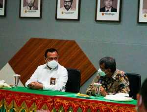 Sambangi Aceh, KPK Dorong Peran Kampus dalam Pembangunan Daerah