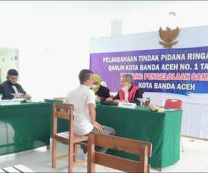 Hati-hati! Buang Sampah Sembarangan di Banda Aceh Bisa Disidang dan Bayar Denda