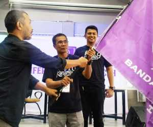 Juli Amin - Aprizal Rachmad Pimpin AJI Kota Banda Aceh Periode 2021-2024
