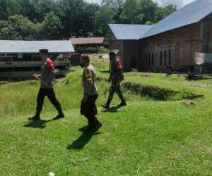 Kapolres Lhokseumawe Kunjungi Pimpinan Dayah Bahrul Ulum