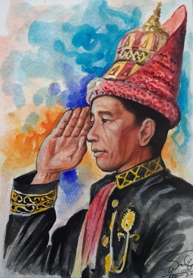 Saat Jokowi Lebih Memilih Robot Ketimbang PNS Eselon III dan IV