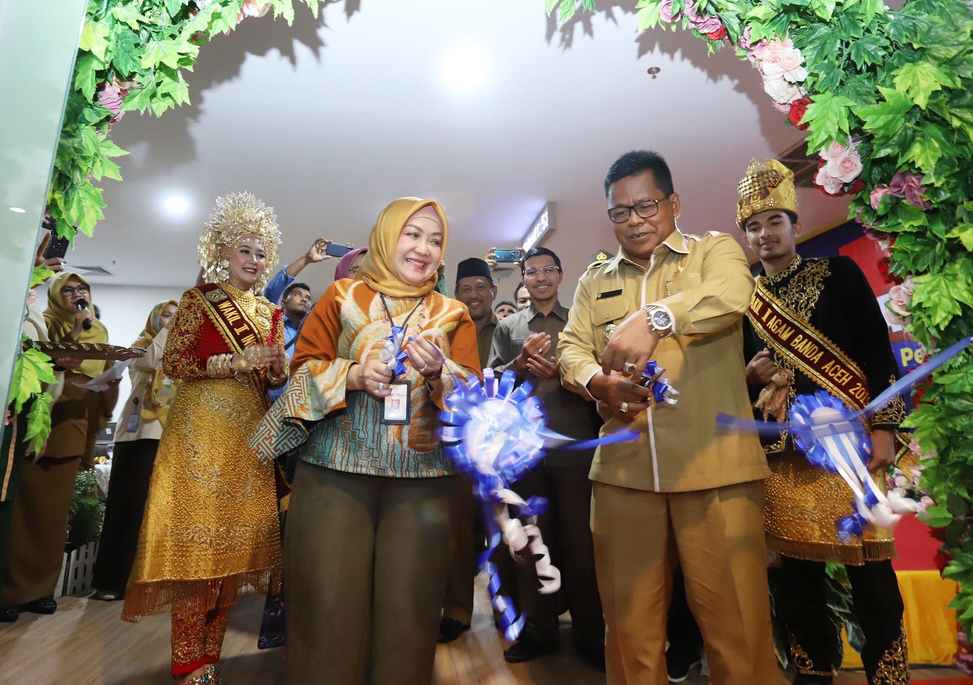 Launching MPP Banda Aceh, Aminullah: Banda Aceh Masuki Era Baru Pelayanan Publik
