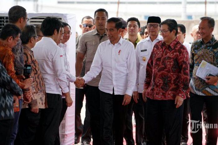 Berawal Sopir Angkot Kini Prajogo Pangestu Terkaya ke-3 RI, Jokowi Harus Minta Bantuannya