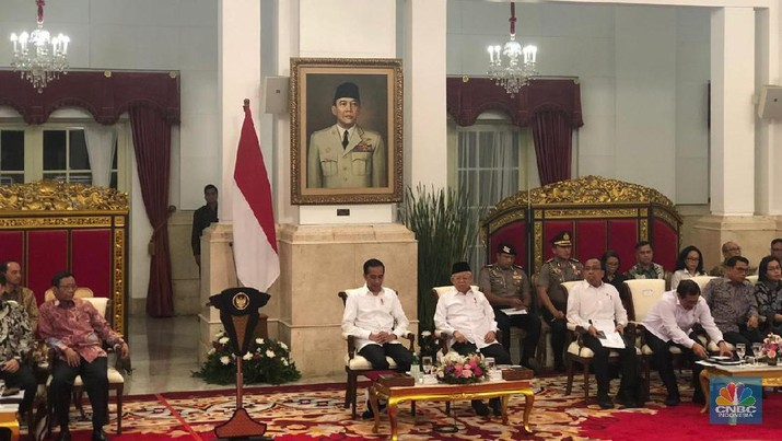 Kata Jokowi, Tak Ada Tawar Menawar soal Natuna