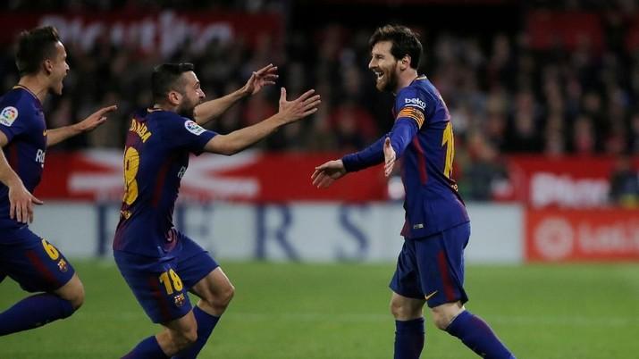 Raup Keuntungan Rp13 T, Barcelona Jadi Klub Terkaya Dunia