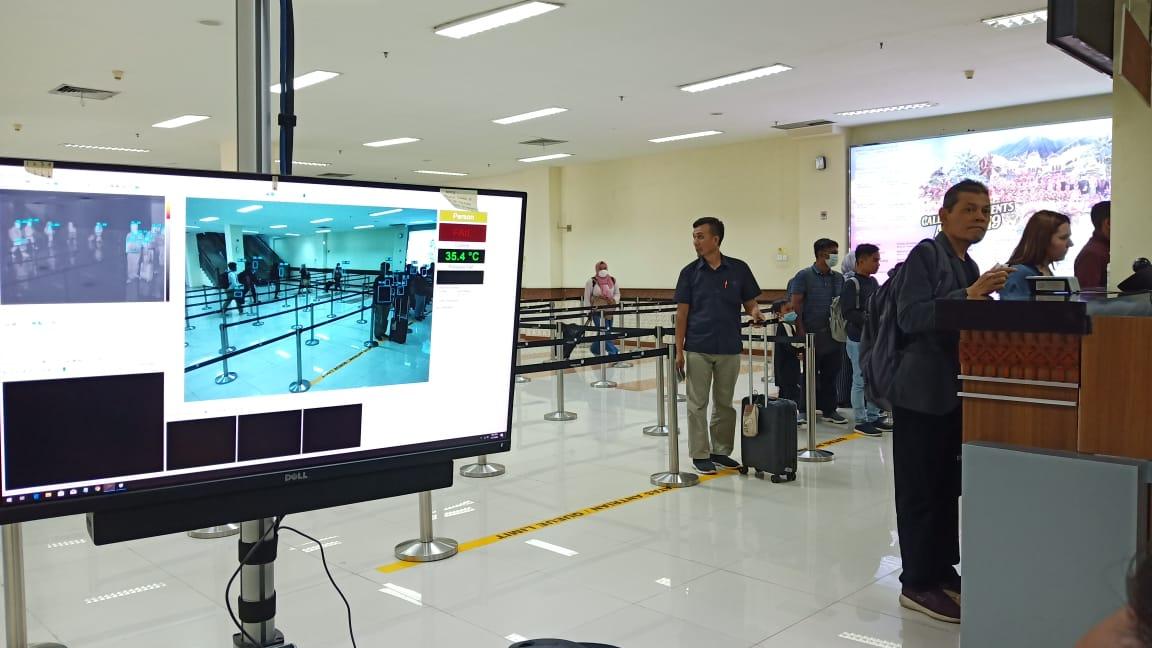 Ombudsman: Bandara Aceh Siap Antisipasi Corona