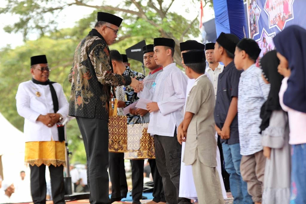 Nova Ajak Masyarakat Aceh Teladani Sifat dan Perilaku Nabi Muhammad