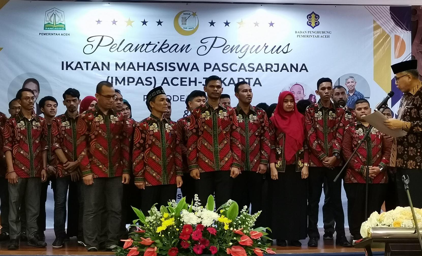 Yunidar ZA: 3 Fokus IMPAS Aceh-Jakarta
