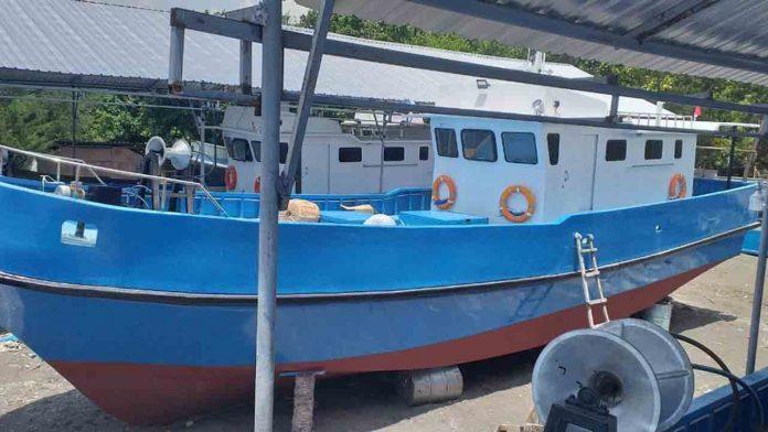 Pengadaan Alat Praktik Kapal Penangkap Ikan untuk SMK di Pidie Tahun 2019 Tak Terealisasi